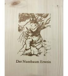 Der Nussbaum Erwein 3er Holzkiste unbefüllt