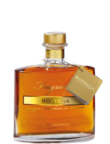 Bottega Fragranze Grappa Bariquata da Prosecco 38%