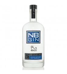 NB London Dry Gin 57% Navy Strenght - NB Destillery