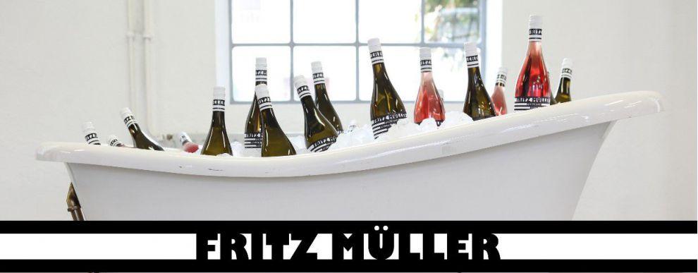 Fritz Müller - verperlt